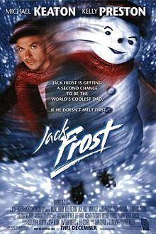 copertina film frosty