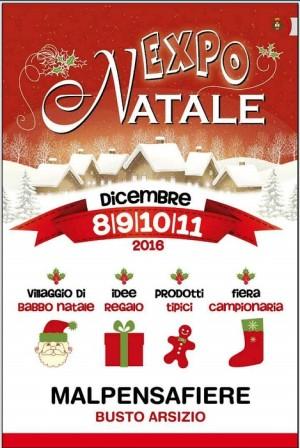 Expo Natale - Malpensafiere
