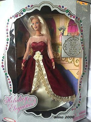 2000 Holiday Elegance 2000 Toys R Us Exclusive Doll New In Box