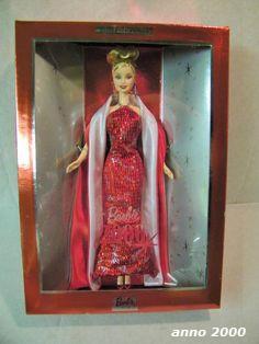 2000 holyday barbie