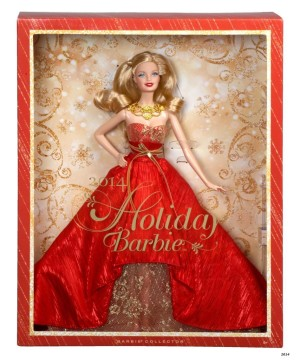 2014barbie collector con scatola