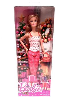 Barbie Holiday Christmas Doll CDB27