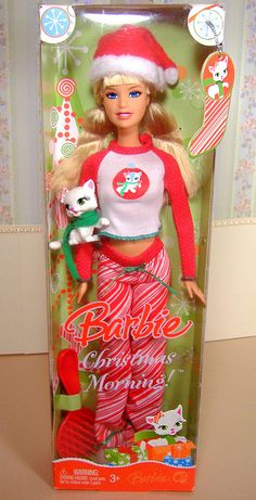 Christmas Morning Barbie 2