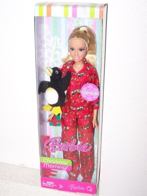 Christmas Morning Barbie 3