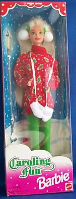 Christmas Morning Barbie 6